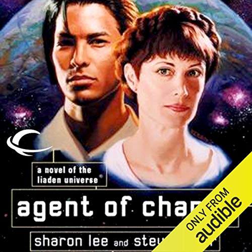 Agent of Change audiobook cover art