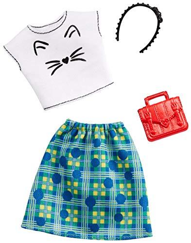 Mattel Conjunto Cats Style | Barbie GHW75 | Moda de Muñeca