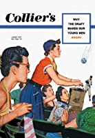 Collier's: レディーズデイ - バッグに入っているファインアートキャンバスプリント (20インチx30インチ)