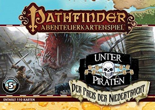 Pathfinder Abenteuerkartenspiel • Der Preis der Niedertracht/Unter Piraten Set 5