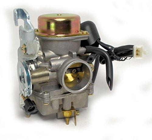 CARBURETOR FOR BUYANG FEISHEN 300CC CVK, Linhai 250cc 260cc 300cc ATV AUTO CHOKE BMX,KINDOM,JCL