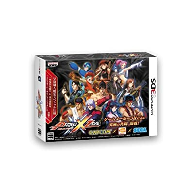 PROJECT X ZONE (初回生産版:『早期購入限定スペシャル仕様』同梱) - 3DS
