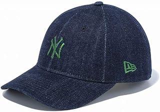 NEW ERA (ニューエラ) KIDS (キッズサイズ) 9TWENTY JAPAN DENIM CAP ニューエラキッズ 帽子 newera デニム コラボ 子供用 野球帽 きっず