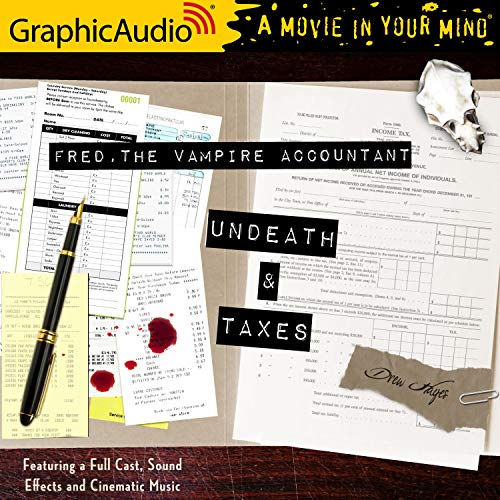 Undeath and Taxes (Dramatized Adaptation) cover art