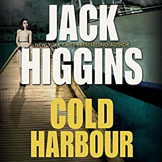 Cold Harbour audiobook cover art