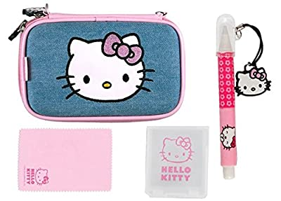Hello Kitty Travel Set 4 In 1 (Nintendo DS/3DS)
