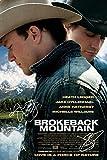 Brokeback Mountain (Heath Ledger & Jake Gyllenhaal)