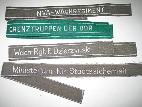 NVA 4 STK Ärmelband Uniform MFS DDR GST FDJ SED Artikel