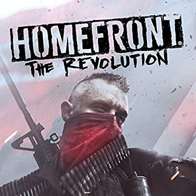 Homefront The Revolution - PS4 [Digital Code]