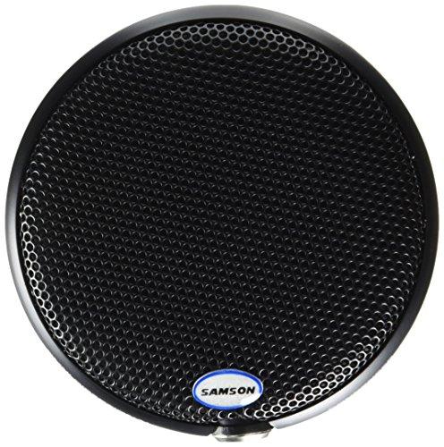 SAMSON CM11B Micrófono de condensador de superficie, omnidireccional.