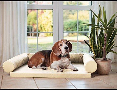 LUCKY Coussin orthopédique pour chien...