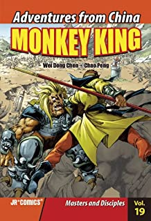 Monkey King # Volume 19 : Masters and Disciples