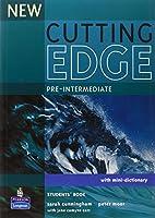 NEW CUTTING EDGE PRE-INTERMEDIATE: STUDENT BOOK+MINIDICTIONARY