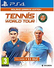 Tennis World Tour Roland Garros Edition (PS4)