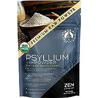 Psyllium Premium Grade Superfood Raw Husk Powder, 0.5 LB