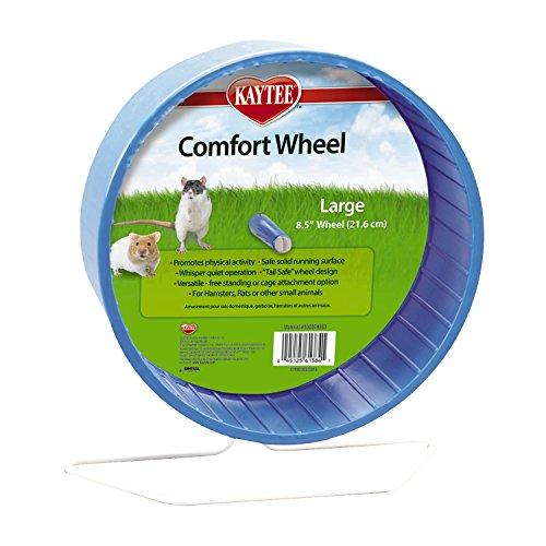 """Kaytee Large 8.5"""" Comfort Exercise Wheel"""