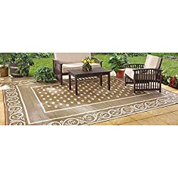 Guide Gear 4' x 6' Reversible Patio Mat