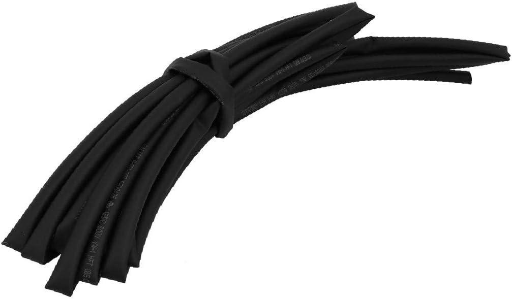 X-DREE Heat Shrinkable Milwaukee Mall Tube Arlington Mall Wire Wrap Cable Long Meters 5 Sleeve