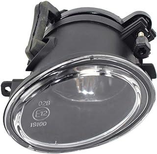 PKA 7 pulgadas 35 W luz intermitente para faros delanteros de motocicleta con soporte de montaje