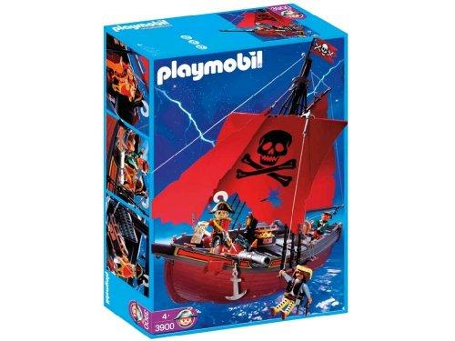 Playmobil 3900 Rotes Piratenschiff
