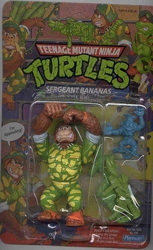 1991 rgeant Bananen Teenage Mutant Ninja Turtles
