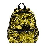 College Backpack, Travel Laptop School Backpack,Middle Student Bookbag,Vintage Casual Daypack for Boys Girl,Green Tea Matcha Powder