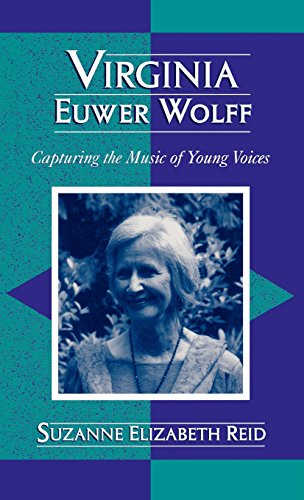 Virginia Euwer Wolff: Capturing the Music of Young Voices (Scarecrow Studies in Young Adult Literature, Band 12)