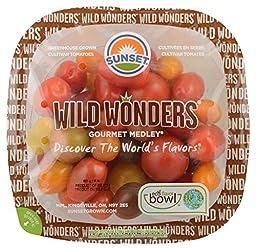 Sunset, Wild Wonder Cherry Tomatoes, 24 oz