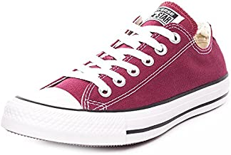 Converse Chuck Taylor All Star Canvas Low Top Sneaker(Unisex)
