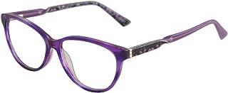 Eyeglasses Choice Rewards Preview Nicole Miller Elizabeth C02 EGGPLANT HORN