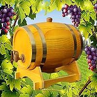 オーク樽、ワイン樽/白樽、ホームパーティー用オーク樽 (Color : C, Size : 10L)