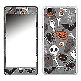 Disagu SF-106574_1213 Design Folie für Wiko Rainbow Lite - Motiv Halloweenmuster 05
