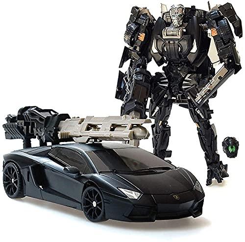 WAWAYU Diablo versión confinamiento deformación Juguete 5LP700 Rambo Auto Robot Modelo KO