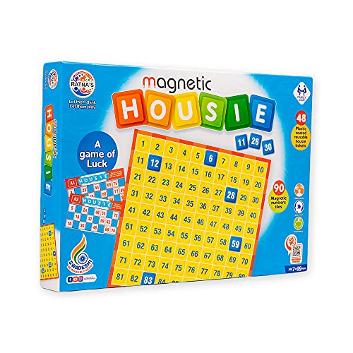 Magnetic HOUSIE