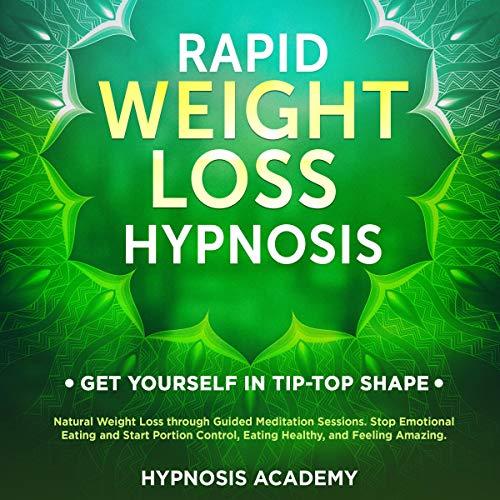 Rapid Weight Loss Hypnosis Titelbild