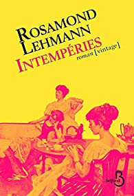 Intempéries par Rosamond Lehmann