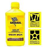 Olio Cambio Trasmissione BARDAHL GEAR BOX 10w-40