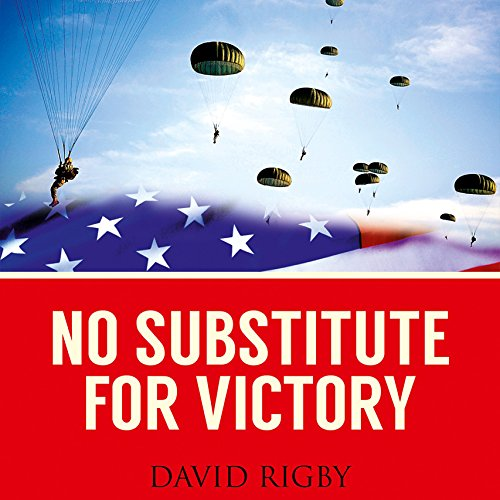 No Substitute for Victory audiobook cover art