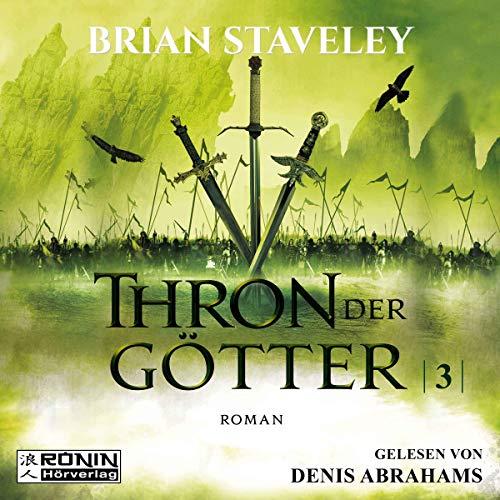 Download Thron der Götter: Die Thron Trilogie 3 B073WTL3RS