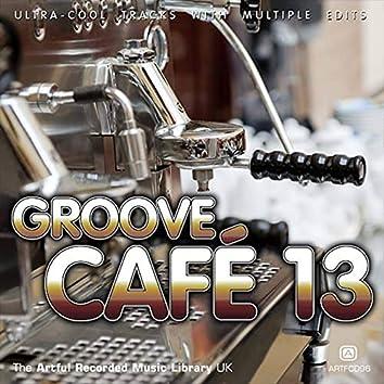 Groove Café, Vol. 13