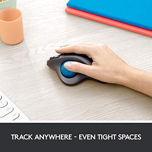 Souris sans fil Logitech M570 Trackball - 2
