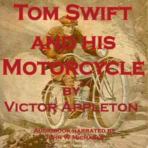 Tom Swift and His Motorcycle cover art