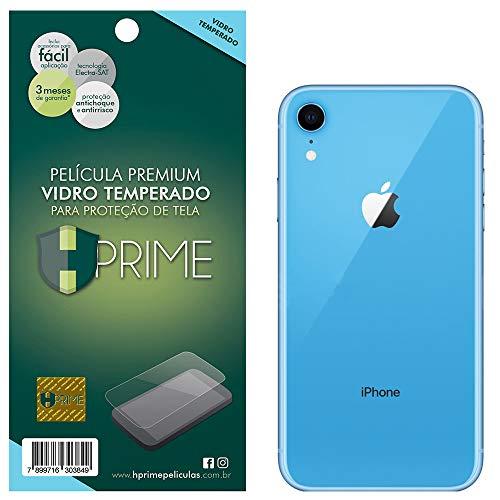 Pelicula de Vidro Temperado 9H para Apple iPhone XR - VERSO, Hprime, Película Protetora de Tela para Celular, Transparente
