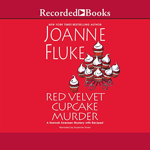 Red Velvet Cupcake Murder audiobook cover art