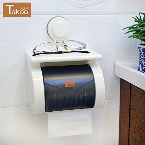 GFEI boîtier en plastique _ serviette boîte porte - serviettes papier toilette