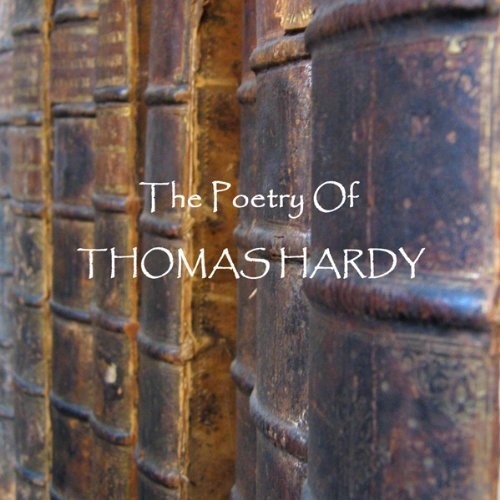 Page de couverture de The Poetry of Thomas Hardy