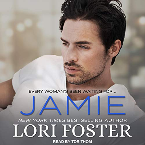 Jamie audiobook cover art