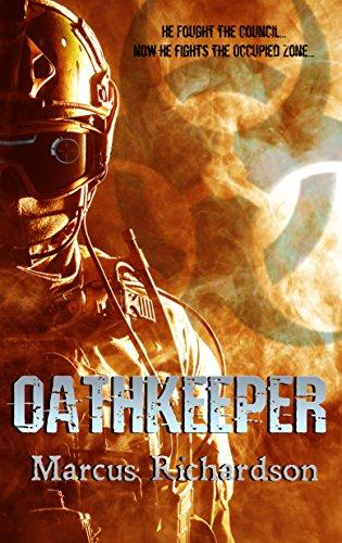 Oathkeeper: Book IV in the Wildfire Saga (English Edition)