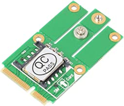 M.2 NGFF Key B to Mini PCI-E Adapter w/SIM Card for CDMA GPS LTE
