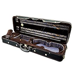Paititi PTVNQF28 Lightweight Violin Hard Case - Best Lightweight Violin Cases